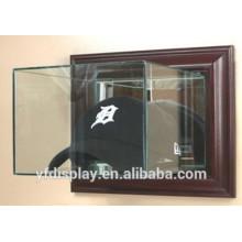 Acrylic Wall-mounted Hat Display Holder