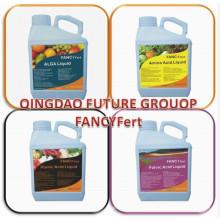Adubo Orgânico Foliar Fertilizante Líquido NPK