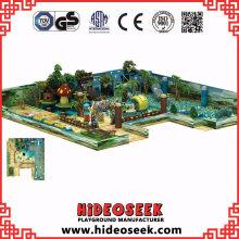 Kids Indoor-Spiel-Struktur für Kindertagesstätte