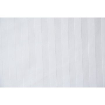 100% polyester Calender Stripes Fabrics
