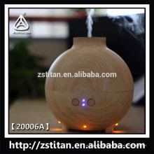 purificador de aire del photocatalyst del hepa de la lámpara colorida