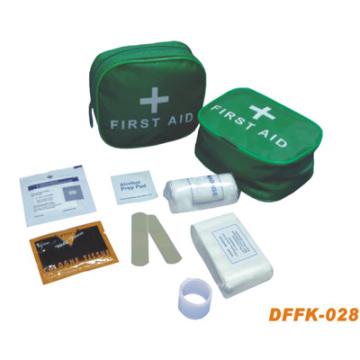 Reise-Notfall-Erste-Hilfe-Kit (DFFK-028)