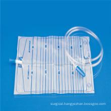 Cmub3 Medical Urine Drainage Bag with Screw Valve