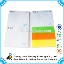 2014 Coloring Self-Adhesive sticky note,note pad,memo pad printing