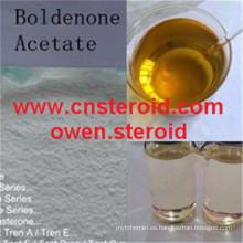 Acetato crudo del músculo del levantamiento de pesas de la calidad del polvo del acetato de Boldenone