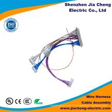 Harnais de fil fait sur commande d'OEM de câble flexible
