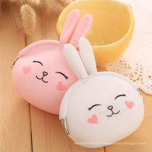 Customized Gift Cheap Silicone Wholesale Kids Coin Purse