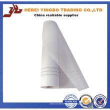 Maille concrète de fibre de verre de renfort d'E-verre 45/60 / 125GSM