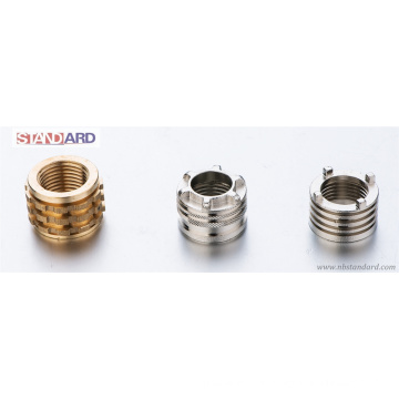 Brass Insert Fitting with Male or Female Thread/PPR Insert Fitting