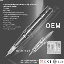 Татуировка и перманентная ручка для макияжа (ZX-1221)