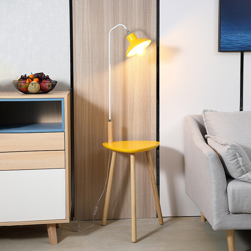 Application Small Floor Lamp