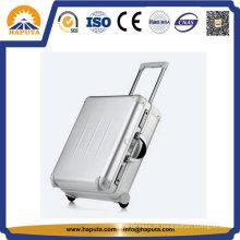 Caixa de carrinho de alumínio promocional itinerante com & rodas