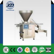 Máquina de rellenar de embutido de la salchicha de vacío eléctrica automática