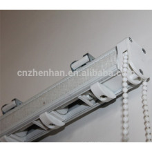 Roman blind components-control unit,curtain chain,metal bracket,tape roll,head track,cord for roman shade-roman A set blind