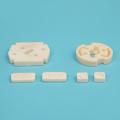 Bearbeitete hochreine Aluminiumoxid-Keramik-Gasventilscheibe