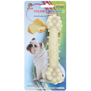 "Percell 6 ""Nylon Dog Chew Bone Käse Duft"