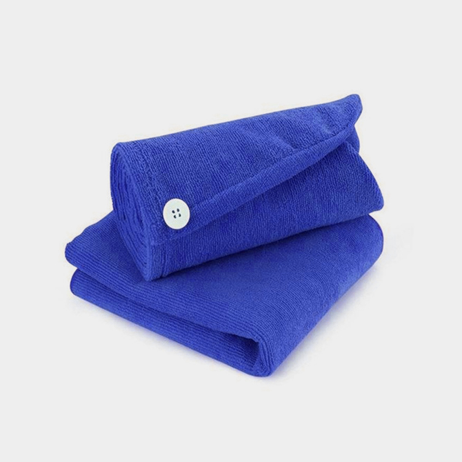 long hair towel, ultra absorbent microfiber