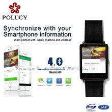 Fashion Latest Design Heart Rate Smart Bracelet with Waterproof IP67 Bluetooth Watch