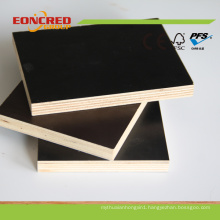 Brown and Black Color Concrete Formwork Plywood