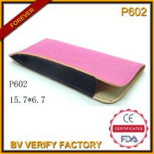 P602 Кожаный материал тонкой формы мешок производства китайских оптовик