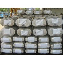 Profil d'extrusion en aluminium / aluminium de Rod / Round Bar