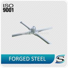 Support d'angle en aluminium moulé sous pression d'origine