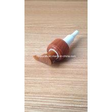 Pompe à crème en bois avec impression (YX-21-3S)