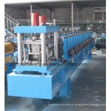 C Purlin Roll formando máquina sem perfuração