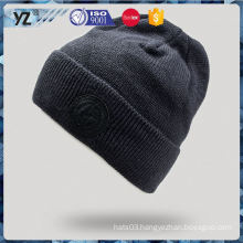 Factory Popular fashionable ski knit hat for sale