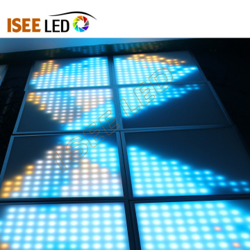 DMX LED Square Adressable RGB Panel Club