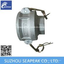 Aluminium Camlock Kupplung Dr Typ