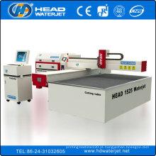 CNC máquina de corte de borracha máquina de corte de jato de água