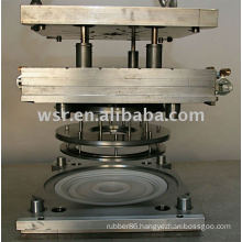compression transfer injection rubber mould