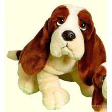 EN71 & ASTM gefüllte Hund weiche Spielzeug Hush Welpen