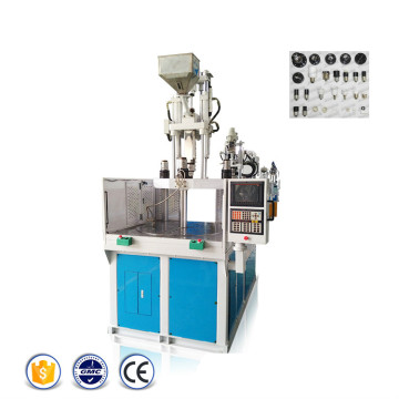 Plastic Parts Rotary Vertical Injection Molding Machine