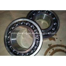 Rolamento de esferas de auto-alinhamento do rolamento da motocicleta 1214 1214 Etn9