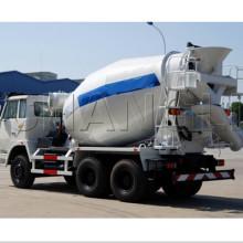Caminhão brandnew do misturador concreto 10m3, misturador do caminhão do cimento