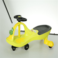 Niños al aire libre Magic Wheeled Car Baby Music Toy