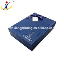 Customized Color!High Quality Shirt and Clothing Packaging Boxes Business Gift Paper Boxes
