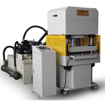 Leitfähigkeits-Graphit-Blech-Hydraulik-Pressmaschine