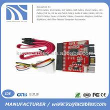 IDE TO SATA HDD CD DVD-конвертер кабель-переходник