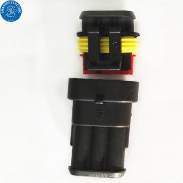 Connecteurs de câbles étanches automobiles