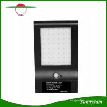 Новые прибытия 850 лм 48 LED на солнечных батареях светодиодный Датчик движения света Открытый сад двор уличный фонарь