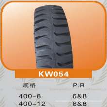 Lug pattern 4.00-8 tire for tricycle motorcycle