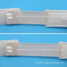 Emergency use safety expandable tracheostomy tube holder with CE certificate