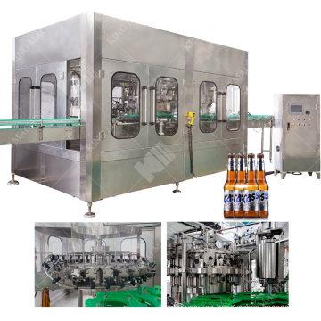 Wine Filling Production Line/Liquid Bottling Machine