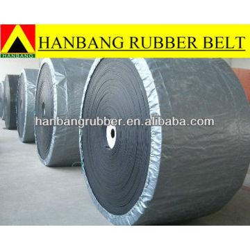 conveyor rubber belt nylon