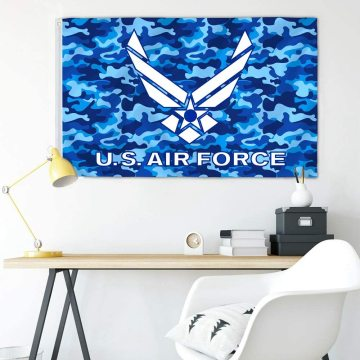 American Banner 3X5 Air Force Benutzerdefinierte Logo-Flaggen