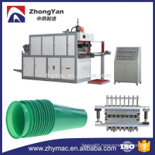 Plastic cup machine, Plastic thermoforming
