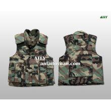 Kevlar Bullet proof jacket vest from professional manufacturer